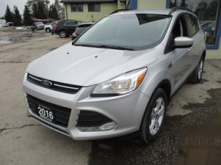 Used 2016 Ford Escape FOUR-WHEEL DRIVE SE MODEL 5 PASSENGER 1.6L - ECO-BOOST.. HEATED SEATS.. BACK-UP CAMERA.. BLUETOOTH SYSTEM.. SYNC TECHNOLOGY.. for sale in Bradford, ON