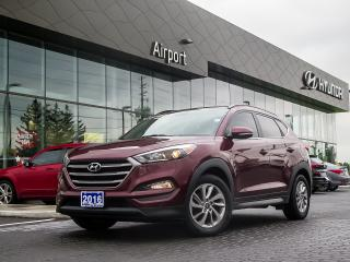 Used 2016 Hyundai Tucson Luxury for sale in London, ON