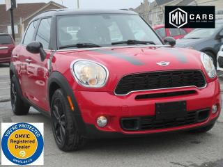 Used 2012 MINI Cooper S S ALL4 4door for sale in Ottawa, ON