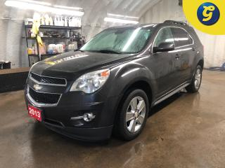 Used 2013 Chevrolet Equinox 1LT * Chevy mylink touch screen * Remote start * Heated seats/mirrors *  Phone connect * Voice recognition * Power drivers seat lumbar * On star * Han for sale in Cambridge, ON
