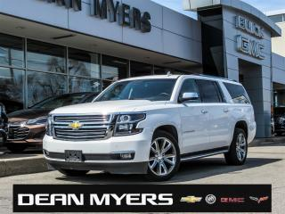 Used 2015 Chevrolet Suburban LTZ for sale in North York, ON