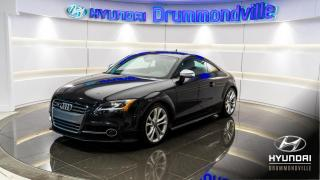 Used 2012 Audi TTS QUATTRO PREMIUM 2.0T + GARANTIE + CUIR R for sale in Drummondville, QC