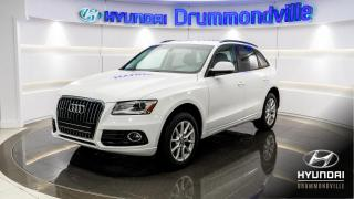 Used 2014 Audi Q5 KOMFORT + GARANTIE + CUIR + MAGS + CUIR for sale in Drummondville, QC