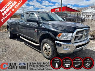 Used 2011 RAM 3500 Dodge RAM 3500 2011 LARAMIE, ROUE DOUBLE for sale in Gatineau, QC