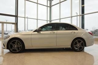Used 2017 Mercedes-Benz C 300 Awd Sedan ENSEMBLE NUIT for sale in Trois-Rivières, QC