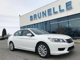 Used 2013 Honda Accord LX manuel camera de recul for sale in St-Eustache, QC
