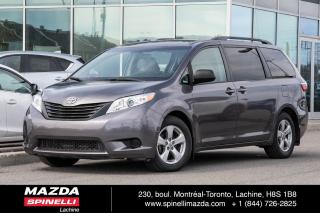 Used 2015 Toyota Sienna for sale in Lachine, QC