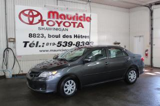 Used 2013 Toyota Corolla Berline 4 portes, boîte automatique, for sale in Shawinigan, QC
