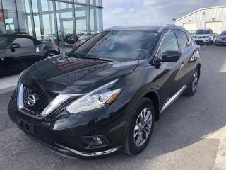 Used 2016 Nissan Murano SL, AWD, CUIR, GPS, CLEAN, for sale in Lévis, QC