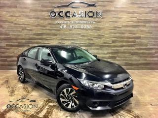 Used 2017 Honda Civic EX 4 portes CVT HONDA SENSING for sale in Ste-Brigitte-de-Laval, QC