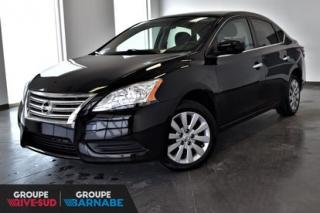 Used 2014 Nissan Sentra SV for sale in Brossard, QC