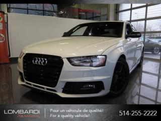 Used 2015 Audi A4 TECHNIK|S-LINE|B&O|COMPETITION|BLACK OPT for sale in Montréal, QC