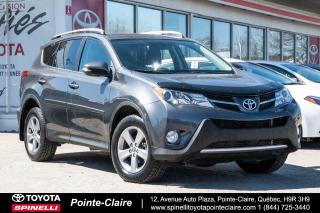 Used 2015 Toyota RAV4 Xle Awd Gps Gps for sale in Pointe-Claire, QC