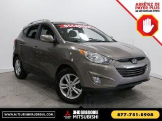 Used 2011 Hyundai Tucson GLS for sale in Vaudreuil-Dorion, QC