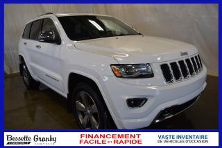 Used 2016 Jeep Grand Cherokee Overland V8 for sale in Granby, QC