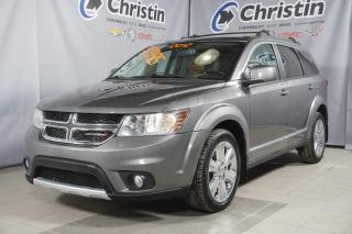 Used 2012 Dodge Journey R/T AWD CUIR for sale in Montréal, QC