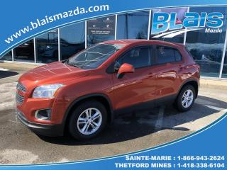Used 2014 Chevrolet Trax Traction avant 4 portes LS for sale in Ste-Marie, QC