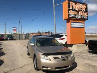 Used 2009 Toyota Camry LE**AUTO**4 CYLINDER**ONLY 128KMS**NO ACCIDENTS for sale in London, ON