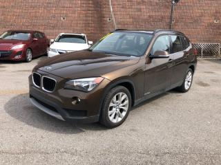 Used 2014 BMW X1 28i for sale in Toronto, ON