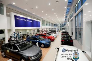Used 2015 Volkswagen Tiguan Trendline *** Réservé *** for sale in Vaudreuil-Dorion, QC