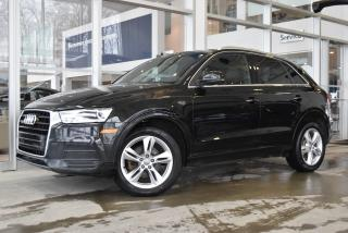 Used 2016 Audi Q3 Progressiv Quattro for sale in St-Jérôme, QC