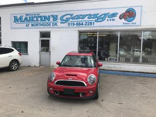 Used 2012 MINI Cooper Clubman S for sale in St. Jacobs, ON