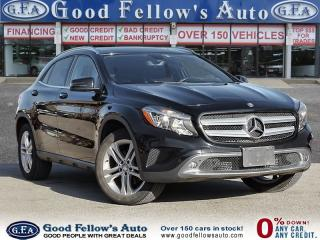 Used 2015 Mercedes-Benz GLA 250 4MATIC, NAVIGATION, LEATHER SEATS, HEATED SEATS for sale in Toronto, ON