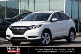 Used 2016 Honda HR-V Lx Awd Awd Cruise for sale in Lachine, QC