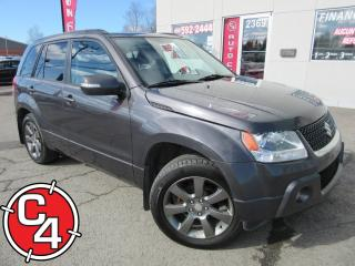 Used 2012 Suzuki Grand Vitara Jlx 4x4 Toit Mag A/c for sale in St-Jérôme, QC