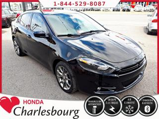 Used 2014 Dodge Dart SXT **RALLYE 2.4L**AUTOMATIQUE** for sale in Charlesbourg, QC