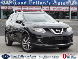Used 2015 Nissan Rogue SL MODEL, AWD, LEATHER SEATS, PANORAMIC ROOF, NAVI for sale in Toronto, ON