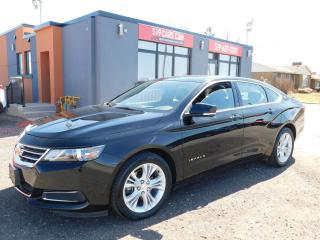Used 2015 Chevrolet Impala LT | PANO ROOF | LEATHER for sale in St. Thomas, ON