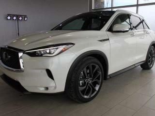 New 2019 Infiniti QX50 AUTOGRAPH for sale in Edmonton, AB