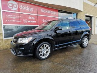 Used 2016 Dodge Journey RT AWD for sale in Edmonton, AB