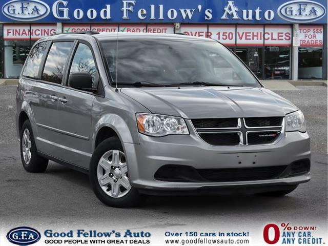 2012 Dodge Grand Caravan SXT MODEL, STOW & GO, 7 PASSENGER