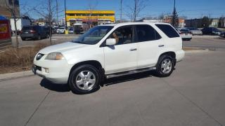 Used 2005 Acura MDX AWD, 7 Passenger, 3/Y Warranty Available for sale in Toronto, ON