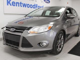 Used 2013 Ford Focus SE FWD with unique seats that also come heated! Woah for sale in Edmonton, AB