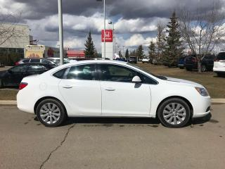 Used 2016 Buick Verano BASE Premium Wheels Bluetooth for sale in Red Deer, AB