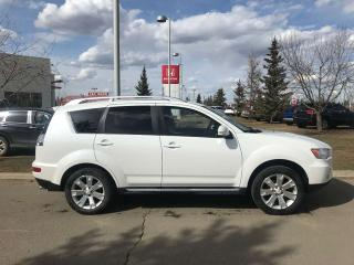 Used 2010 Mitsubishi Outlander GT for sale in Red Deer, AB