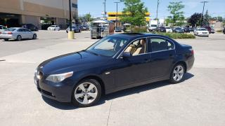 Used 2007 BMW 5 Series 525xi for sale in Toronto, ON