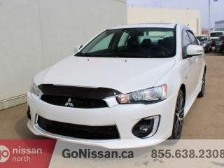 Used 2016 Mitsubishi Lancer ES AWC LEATHER SUNROOF & MORE for sale in Edmonton, AB