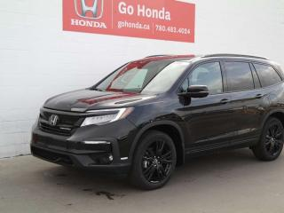 New 2019 Honda Pilot Black Edition for sale in Edmonton, AB