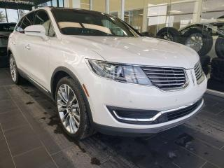 Used 2016 Lincoln MKX RESERVE, REMOTE START, NAVI, SUNROOF for sale in Edmonton, AB