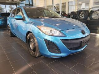 Used 2011 Mazda MAZDA3 GX, POWER ACCESSORIES, ACCIDENT FREE for sale in Edmonton, AB