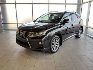 Used 2015 Lexus RX 350 Sportdesign 4dr AWD Sport Utility for sale in Edmonton, AB