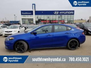 Used 2013 Dodge Dart RALLYE/BACK UP CAMERA/SUNROOF/BLUETOOTH for sale in Edmonton, AB
