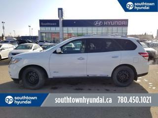 Used 2014 Nissan Pathfinder Platinum/4WD/LEATHER/PANO SUNROOF for sale in Edmonton, AB