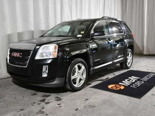 Used 2013 GMC Terrain SLT for sale in Red Deer, AB