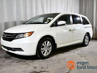 Used 2016 Honda Odyssey EX | DVD ENTERTAINMENT | 8- PASSENGER | BACKUP CAMERA | DUAL CLIMATE CONTROL | HEATED FRONT SEATS for sale in Red Deer, AB