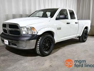 Used 2015 RAM 1500 STX QUAD CAB 4X4 for sale in Red Deer, AB